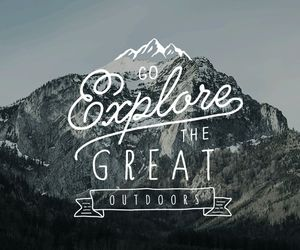 adventure, explore, and mountains image