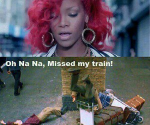 harry potter, rihanna, and funny image