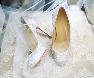 beautiful, shoes, and high heels image