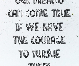 dreams and quote image