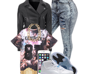 fashion and jordan image