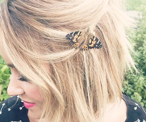 hair and lauren conrad image