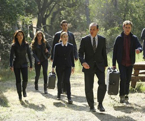 skye, agent coulson, and agents of shield image