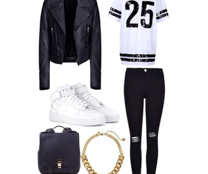 air force 1, fashion, and street style image