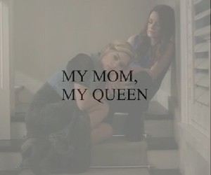 family, mom, and Queen image