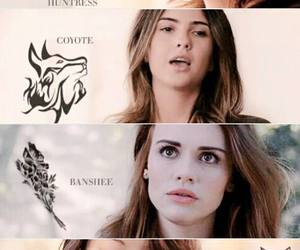 teen wolf, kitsune, and allison argent image
