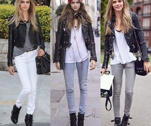 chanel, girl, and outfits image