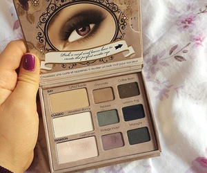 too faced and matte eyes image