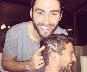 beard, boys, and cute image