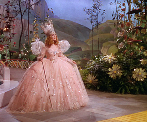 Wizard of oz, glinda, and pink image