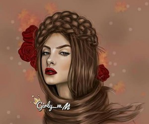 girly_m, art, and girly image