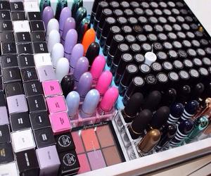 cosmetics and lipstick image