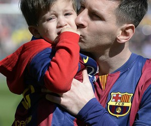 football, lionel messi, and thiago messi image