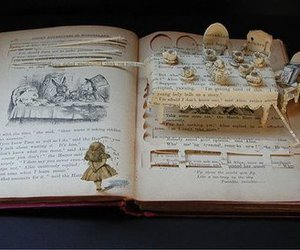 book, alice in wonderland, and alice image