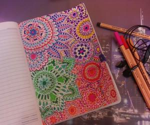 beautiful, colour, and creative image