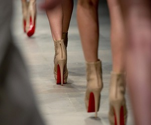 fashion, louboutin, and shoes image