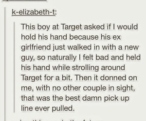 funny and target image