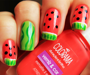 nail, nail art, and nail designs image