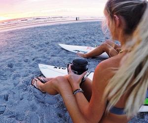 amazing, beach, and blod image