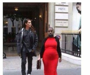 funny, kim kardashian, and lol image