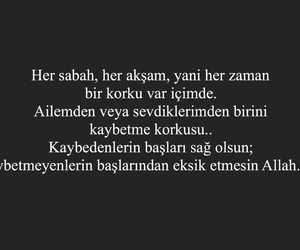allah, soz, and turkish quotes image