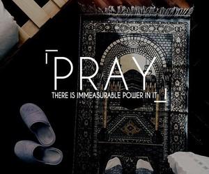 pray and islam image