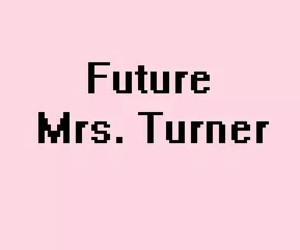 alex turner, arctic monkeys, and mrs turner image
