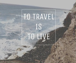 goals, live, and travel image