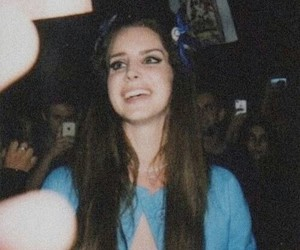 black, indie, and lana del rey image