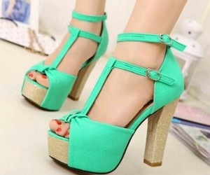 cool, heels, and pinky image