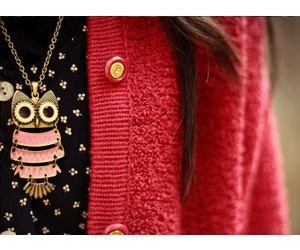 fashion, girls, and necklace image