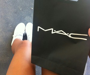fashion, mac, and makeup image