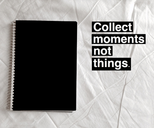 black, grunge, and notebook image
