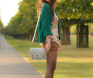 boots, brunette, and fashion image