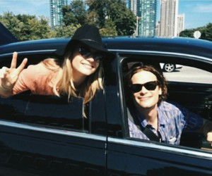 matthew gray gubler and aj cook image
