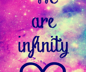 infinity and wallpaper image