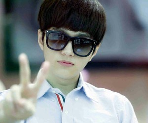 L, myungsoo, and infinite image