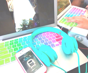 tumblr, iphone, and computer image