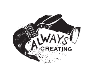 always and creating image