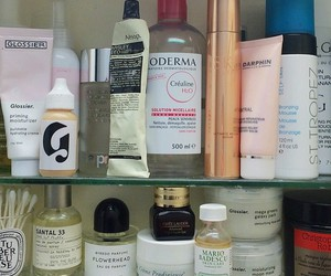 beauty, products, and skin image