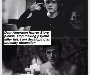 american horror story, ahs, and Hot image