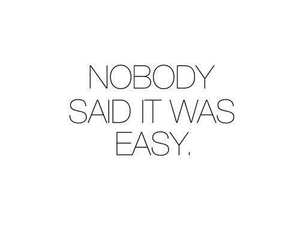 quotes, Easy, and nobody image