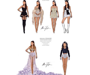 ariana grande, honeymoon tour, and grande image