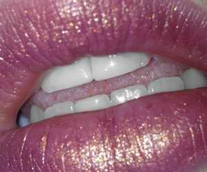 alternative, grunge, and lips image