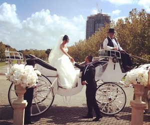 bride, inspiration, and romantic image