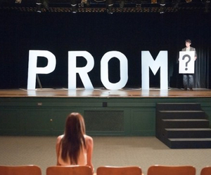Prom, boy, and sweet image