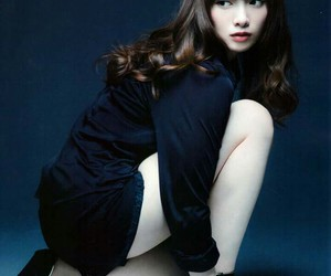 model, nogizaka46, and shiraishi mai image