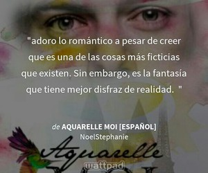 love, wattpad, and frases image