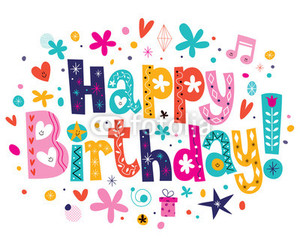 happy birthday and cute image