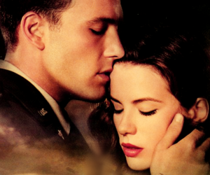 love, pearl harbor, and couple image